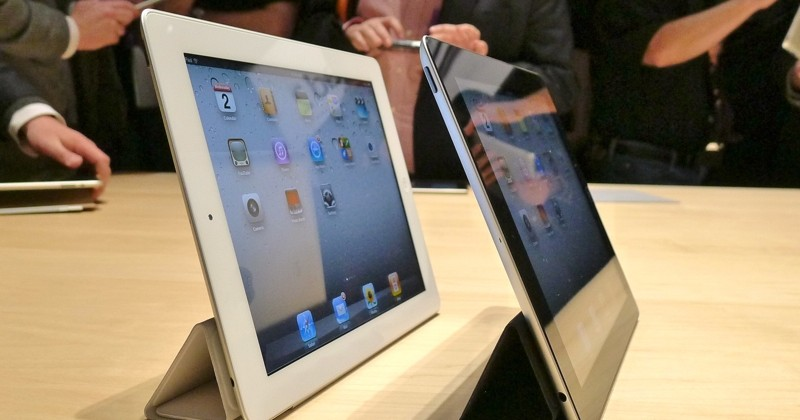 iPad 2 Hands-on [Video]