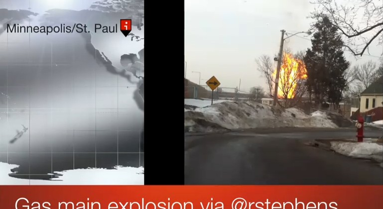 iPhone 4, iPad 2, and iMovie Make Breaking News Footage