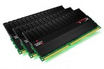 Kingston offers new HyperX T1 Black triple channel RAM kits for Intel platforms