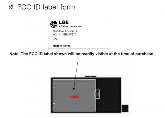 Verizon LG Revolution 4G clears FCC with VoLTE