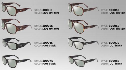 Marchon3D announces 3D glasses for prescription lens wearers