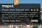 mSpot Music adds 5GB of online storage