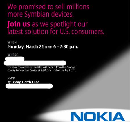 Nokia promise Symbian US launch at CTIA 2011
