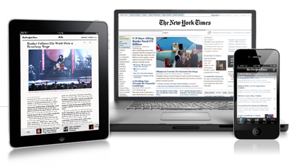 New York Times confirms paywall from March 28