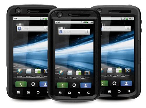OtterBox unveils Defender for Motorola Atrix 4G