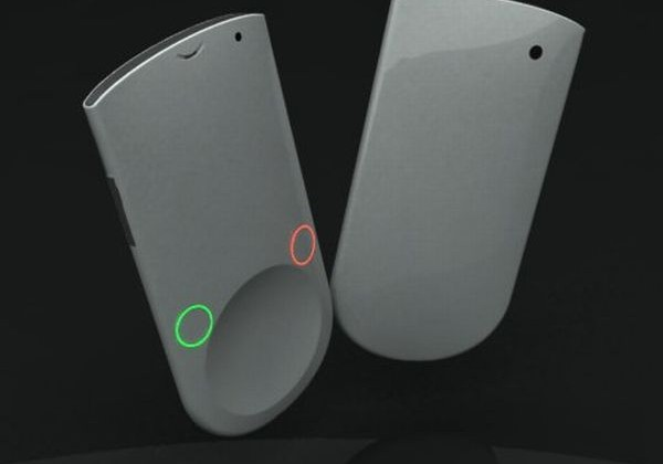 Sign Phone Concept by Joseph K. Lee