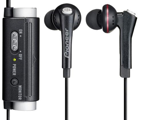 Pioneer unveils new SE-NC31C-K noise cancelling headphones