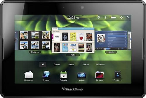 Blackberry PlayBook hits Best Buy on pre-order