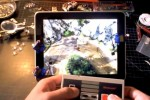 NES Controller Hacked To Control iPad Game