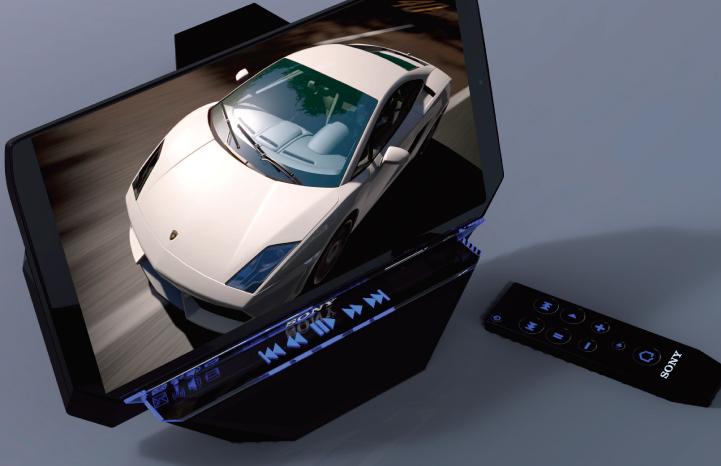 PS Squared Smart Mobile Device Concept Design - SlashGear