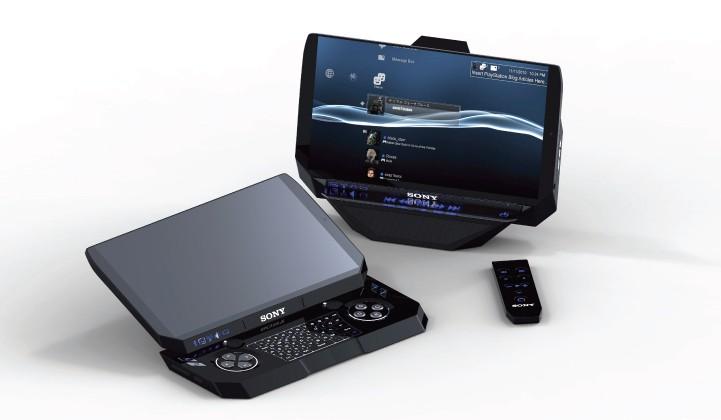 PS Squared Smart Mobile Device Concept Design