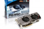 MSI offers up new R6950 Twin Frozr III Power Edition video card