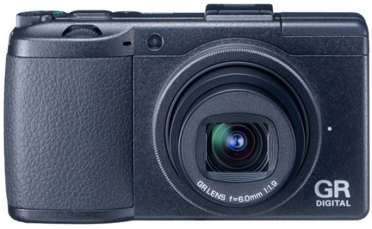 Ricoh offers new firmware for GXR and GR Digital III cameras