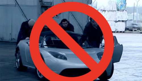 Tesla sues BBC and Top Gear for Roadster test claiming it was rigged