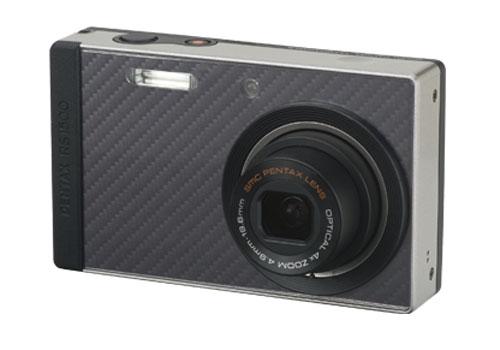 Pentax second-gen Optio RS1500 is customizable