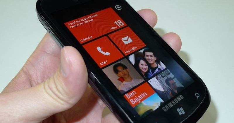 Samsung Windows Phone update resumes as Microsoft make second attempt