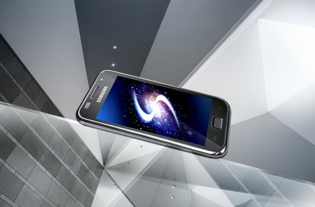Samsung Galaxy S Plus i9001 official: 1.4GHz, Gingerbread and Super AMOLED