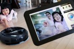 Samsung Turbo View robo-vacuum packs live video streaming