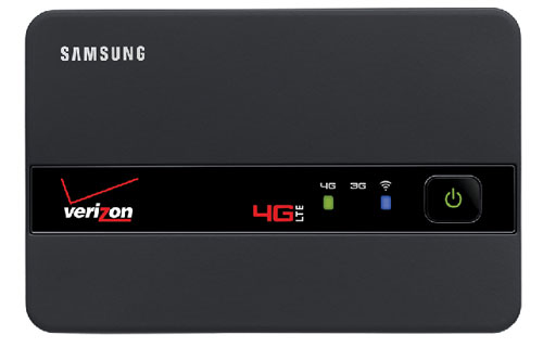 Samsung SCH-LC11 4G LTE Mobile hotspot now shipping