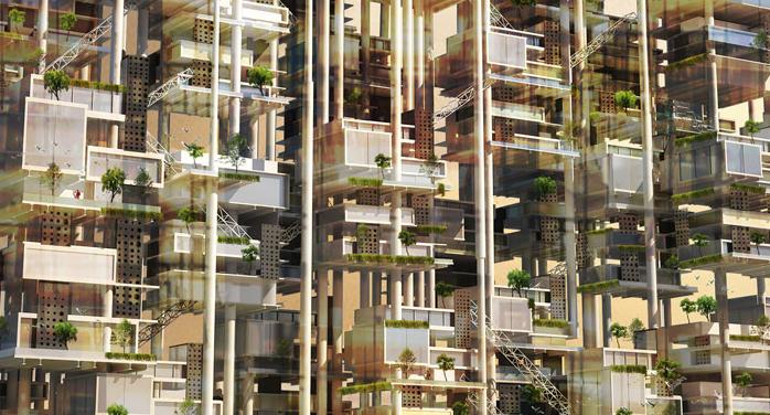 eVolo 2011 Skyscraper Competition