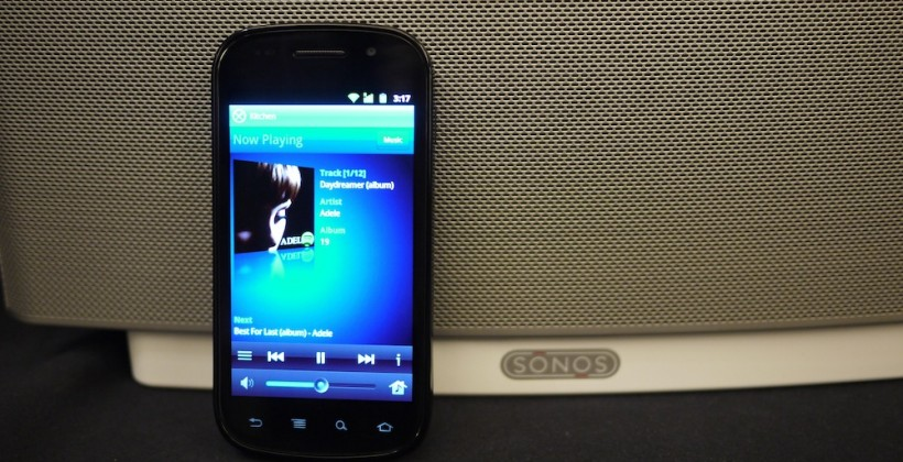 Sonos' Android Controller app to miss launch window