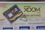 Staples dates Motorola XOOM WiFi release [Update: UK details]