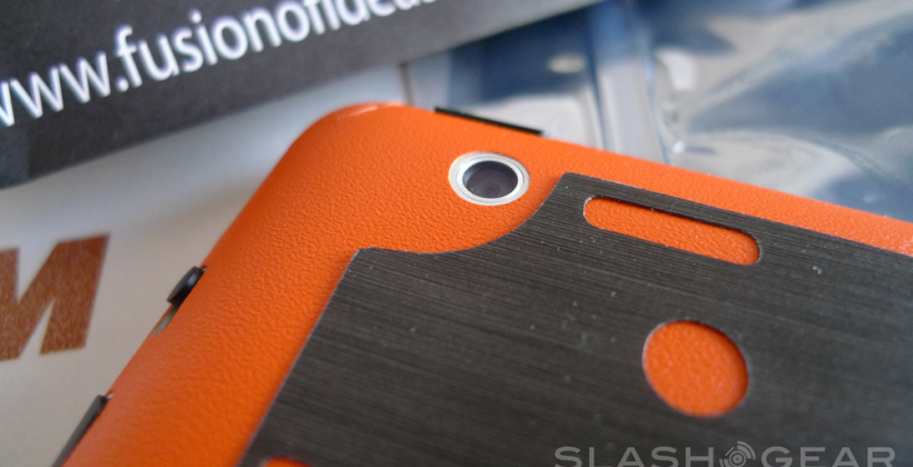 iPad 2 StealthArmor Orange and Tungsten Unboxing and Hands-On