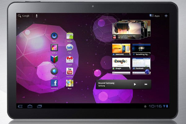 iPad 2 makes Samsung feel inadequate about Galaxy Tab 10.1
