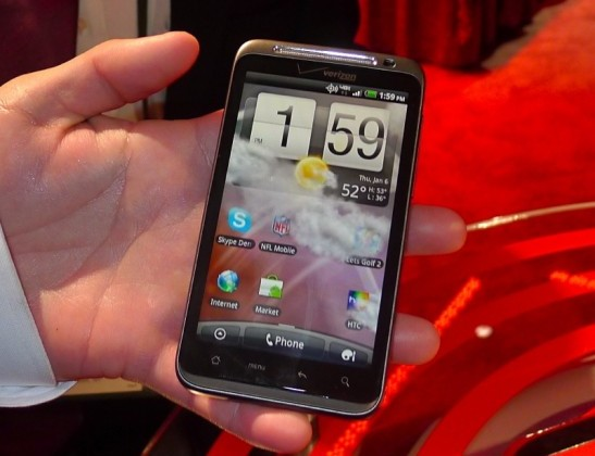 HTC Thunderbolt hits Verizon March 17 with free 4G hotspot