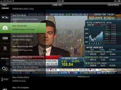 Time Warner Cable Live TV iPad App Already Getting Cease-And-Desists
