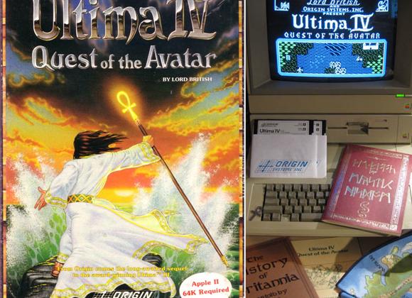 EA Takedown Orders Sent to Ultima IV Servers Preceding 2011 Reboot