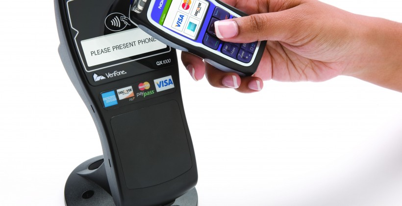 Verifone adding NFC to all new payment systems