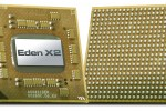 VIA Eden X2 CPU is most frugal dual-core today