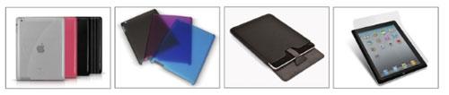 XtremeMac iPad 2 case line up debuts