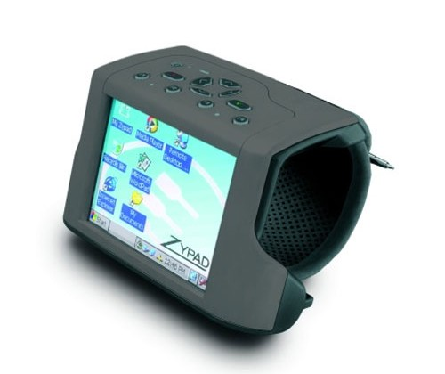 Zypad WL 1500 wearable computer debuts