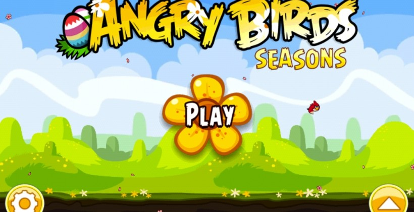 Angry Birds: Easter