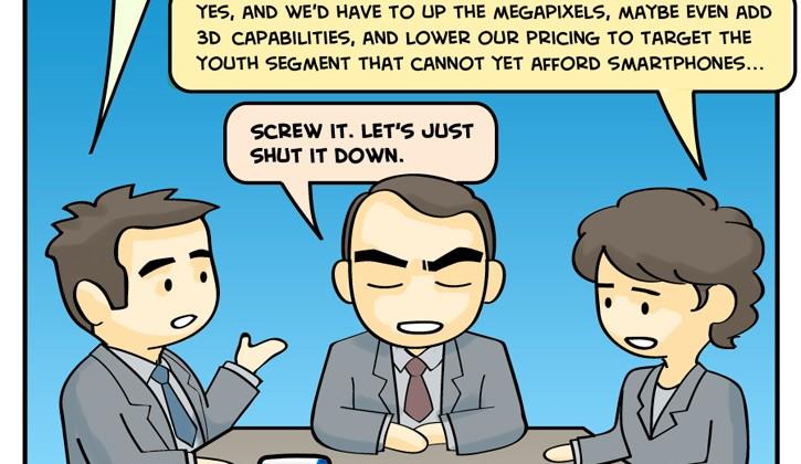 SG Comics Presents: Cisco Flip Meeting
