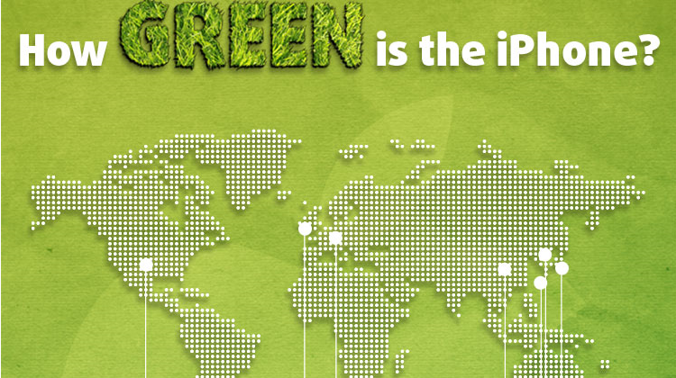 How Green is Your iPhone?