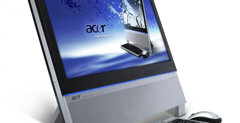 Acer Aspire Z5763 throws 3D into the all-in-one