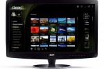 Acer Web Surf Station packs simple browser/media into Full HD monitor