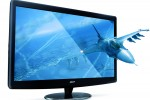 Acer HS274H NVIDIA 3D Vision monitor claims world's first title