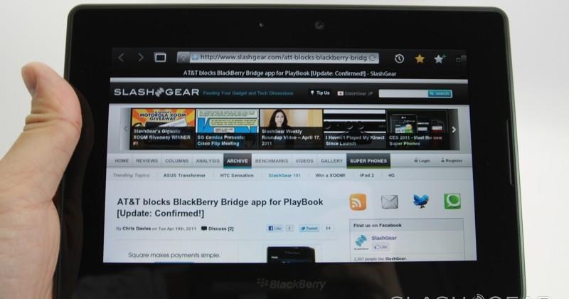 "PlayBook sales ""far exceeding"" XOOM demand says analyst"