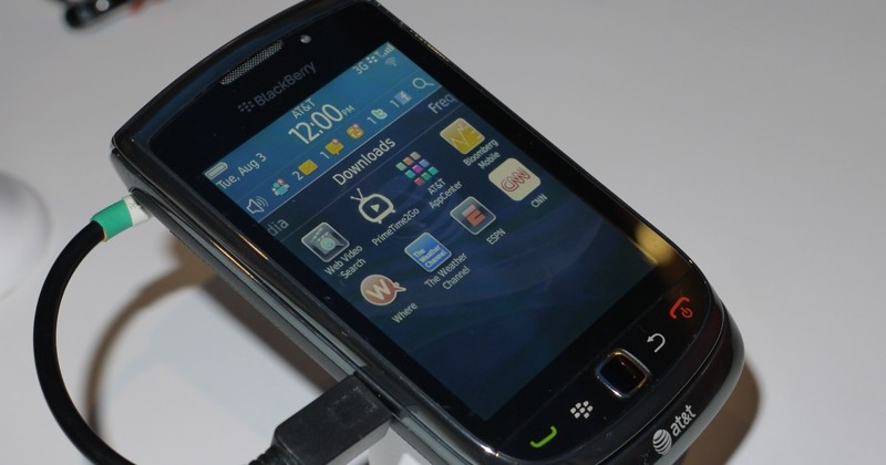 """BlackBerry 7 confirmed as renamed OS 6.1 since """"such a big update"""""""