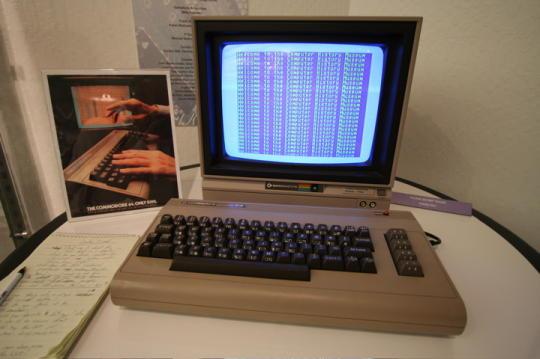 Commodore 64 is Back in Business! - SlashGear