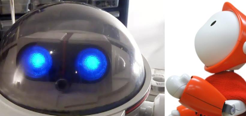 Creepy Robot Afternoon