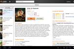 Kindle for Android gets Honeycomb refresh