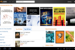 Kindle for Android - Honeycomb, Kindle Storefront