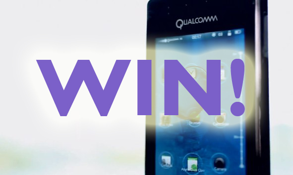 Qualcomm/BSQUARE MDP Giveaway!