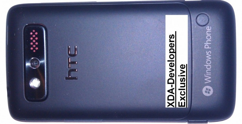 HTC Mazaa – Windows Phone
