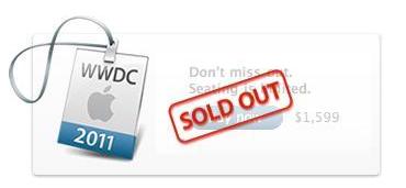 Apple Dev Conference Tickets Scalped on ebay